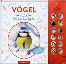 Bärbel Oftring: Vögel im Winter bei dir zu Gast, Buch