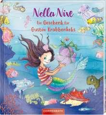 Monika Finsterbusch: Nella Nixe: Ein Geschenk für Gustav Krabbenkeks, Buch