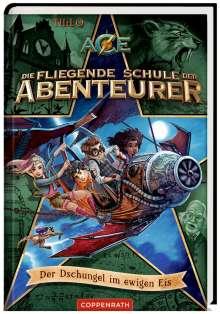 Thilo Petry-Lassak: Die fliegende Schule der Abenteurer, Buch