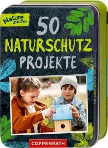 Bärbel Oftring: 50 Naturschutz-Projekte, Buch