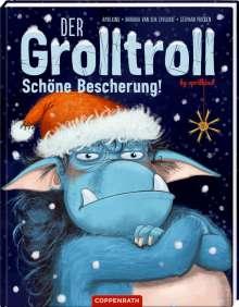 Barbara van den Speulhof: Der Grolltroll ... Schöne Bescherung! (Bd. 4), Buch
