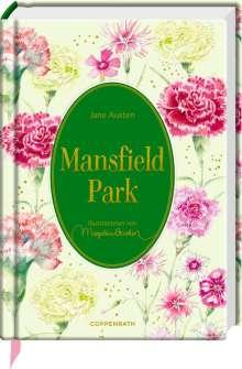 Jane Austen: Mansfield Park, Buch