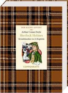 Arthur Conan Doyle: Kleine Klassiker - Der kleine Advent - Sherlock Holmes, Buch