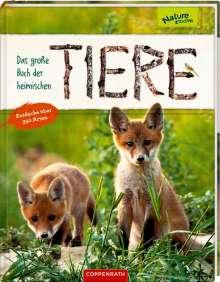 Holger Haag: Das große Buch der heimischen Tiere, Buch