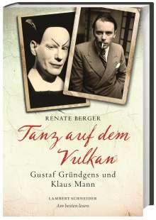 Renate Berger: Tanz auf dem Vulkan, Buch