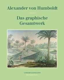 Alexander Humboldt: Das graphische Gesamtwerk, Buch
