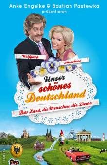 Chris Geletneky: Unser schönes Deutschland präsentiert von Anke Engelke und Bastian Pastewka, Buch