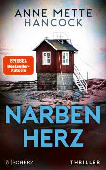 Anne Mette Hancock: Narbenherz, Buch