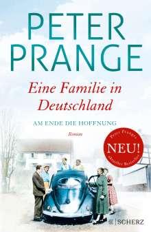 Peter Prange: Eine Familie in Deutschland, Buch