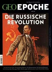 GEO Epoche 83/2017 - Die Russische Revolution, Buch
