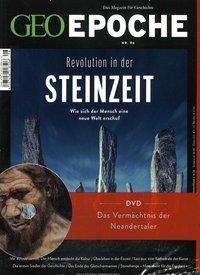 Michael Schaper: GEO Epoche mit DVD 96/2019 - Revolution in der Steinzeit, Buch