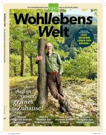 Peter Wohlleben: Wohllebens Welt 1/2020, Buch