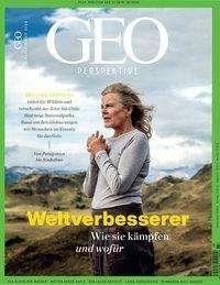 Jens Schröder: GEO Perspektive 3/20 - Weltverbesserer, Buch