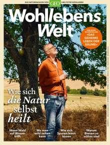 Peter Wohlleben: Wohllebens Welt 10/2021 - Wie sich die Natur selbst heilt, Buch