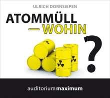 Ulrich Dornsiepen: Atommüll - wohin?, CD