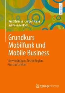Wilhelm Mülder: Grundkurs Mobile Business, Buch