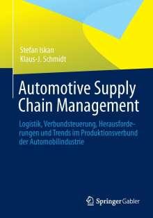 Stefan Iskan: Automotive Supply Chain Management, Buch