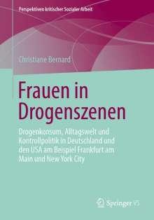 Christiane Bernard: Frauen in Drogenszenen, Buch