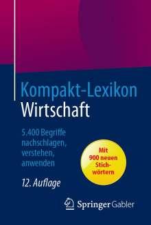 Kompakt-Lexikon Wirtschaft, Buch