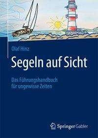 Olaf Hinz: Segeln auf Sicht, Buch