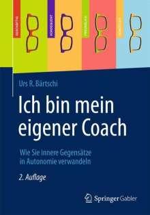 Urs Bärtschi: Ich bin mein eigener Coach, Buch