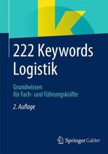 222 Keywords Logistik, Buch