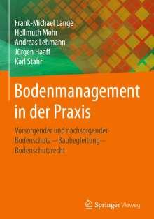 Frank-Michael Lange: Bodenmanagement in der Praxis, Buch