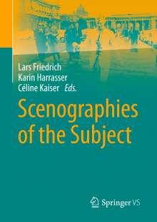 Scenographies of the Subject, Buch