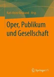 Oper, Publikum und Gesellschaft, Buch