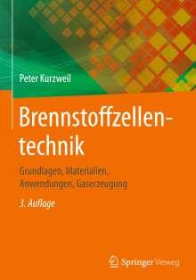 Peter Kurzweil: Brennstoffzellentechnik, Buch