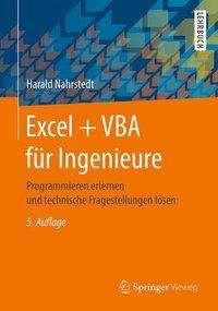 Harald Nahrstedt: Excel + VBA für Ingenieure, Buch