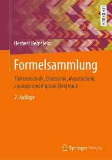 Herbert Bernstein: Formelsammlung, Buch