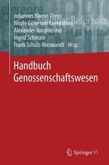 Handbuch Genossenschaftswesen, Buch