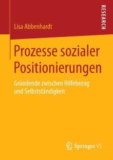 Lisa Abbenhardt: Prozesse sozialer Positionierungen, Buch