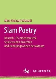 Minu Hedayati Aliabadi: Slam Poetry, Buch