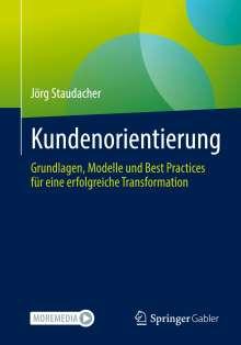 Jörg Staudacher: Kundenorientierung, Buch
