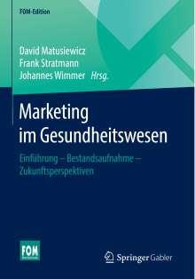 Marketing im Gesundheitswesen, Buch