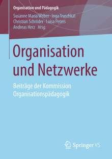 Organisation und Netzwerke, Buch