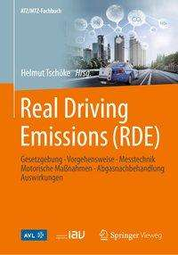 Real Drive Emissions (RDE), Buch