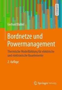 Gerhard Babiel: Bordnetze und Powermanagement, Buch