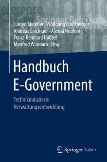 Handbuch E-Government, Buch