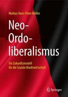 Markus Hans-Peter Müller: Neo-Ordoliberalismus, Buch