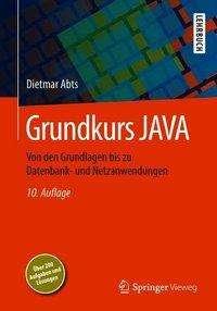 Dietmar Abts: Grundkurs JAVA, Buch