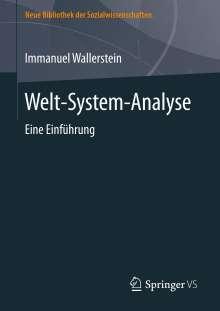 Immanuel Wallerstein: Welt-System-Analyse, Buch