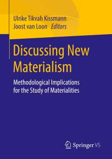 Discussing New Materialism, Buch