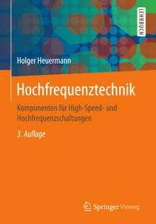 Holger Heuermann: Hochfrequenztechnik, Buch
