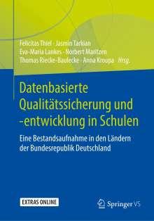 Datenbasierte Qualitätsentwicklung in Schulen, Buch