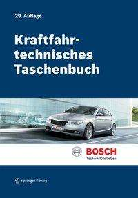 Kraftfahrtechnisches Taschenbuch, Buch