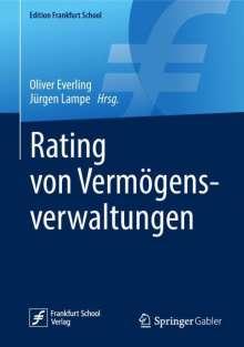 Rating von Vermögensverwaltungen, Buch