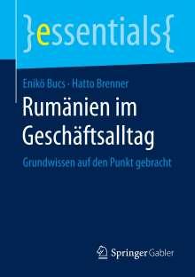 Enikö Bucs: Rumänien im Geschäftsalltag, Buch